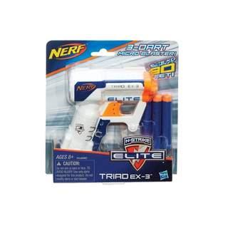 Nerf A1690 N-Strike Elite Triad EX-3 Blaster